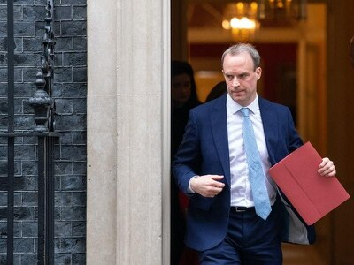 Raab to lead Government as PM battles coronavirus in intensive care
