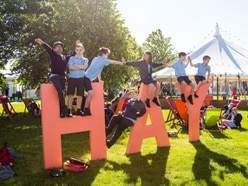 Hay Festival off and future at risk