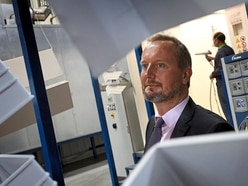 Shrewsbury manufacturer announces investment in new equipment and jobs