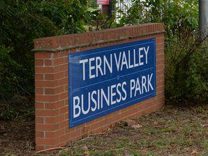 MARKET DRAYTON  COPYRIGHT TIM STURGESS Shropshire Star ......... 28/08/18    Market Drayton: GV of industrial park where new units will be built Tern Valley Business Park, Market Drayton.....