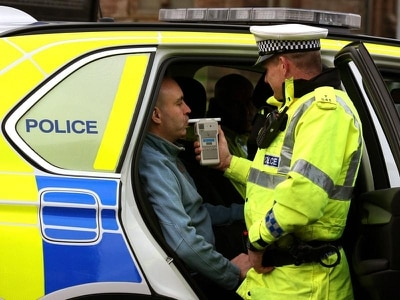 New drink-drive limit in Scotland 'has not reduced road accidents'