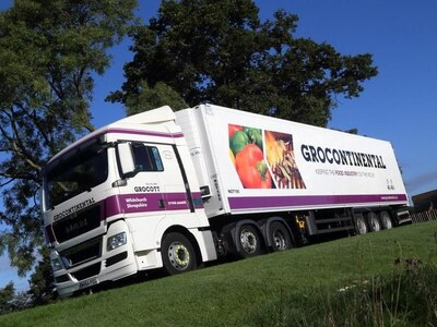 Whitchurch haulage firm Grocontinental bought by Dutch company