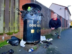 Council 'wholeheartedly' apologises over Telford bins left unemptied for seven weeks