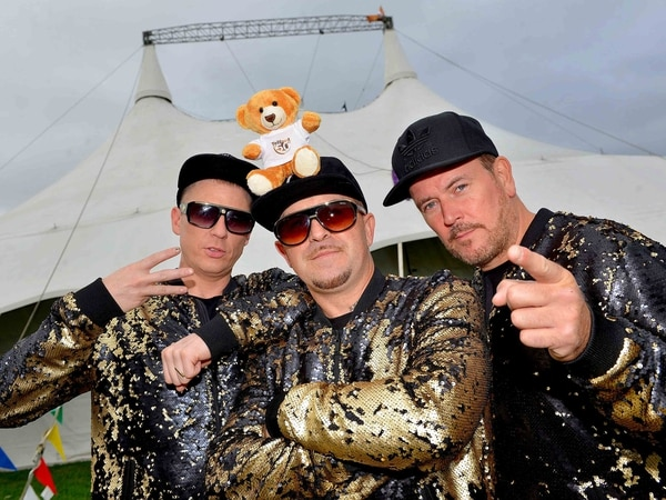 East 17, 5ive and S Club get sold-out Telford Big Top moving - GALLERY