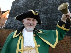Ring of a bell and shout out!: What it's like to be a town crier