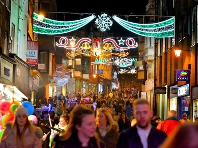 Christmas shopping hours extended in Shrewsbury