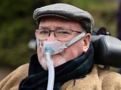 Terminally-ill Shrewsbury man Noel Conway pens two books