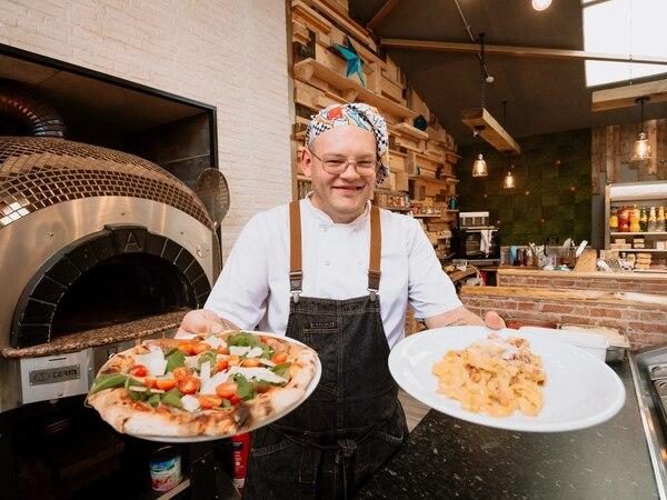 Mario brings taste of Italy to south Shropshire