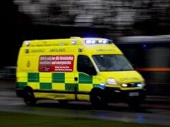 Motorcyclist seriously injured in Shrewsbury crash