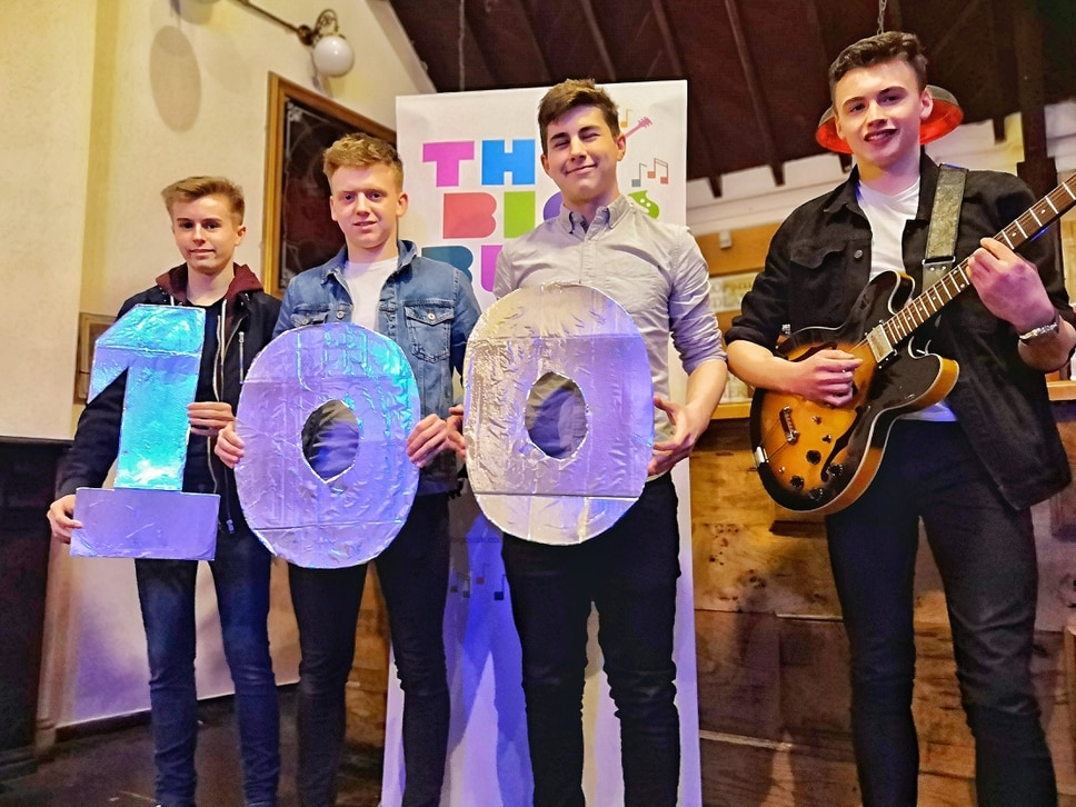Delight as Shrewsbury's Big Busk signs up 100th act