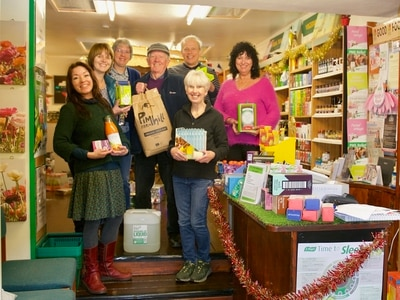 Fundraisers target £15,000 to start environmentally friendly Bridgnorth shop
