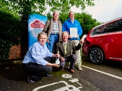 Church Stretton leading the charge on electric cars