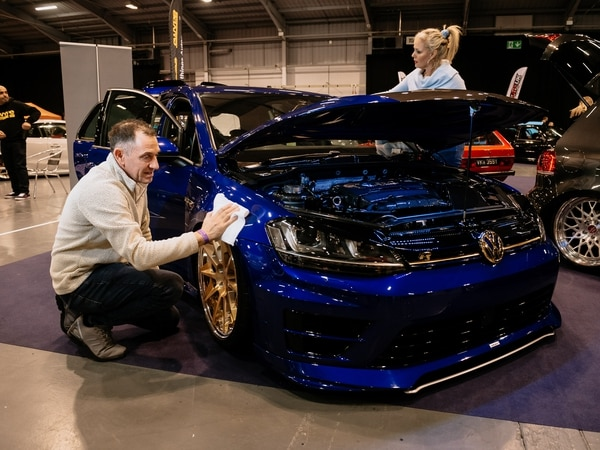 Ultimate Dubs UK 2020: Glistening display of cars draws crowd of 5,000 to Telford