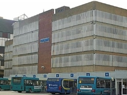 Repair work begins on Shrewsbury multi-storey car park