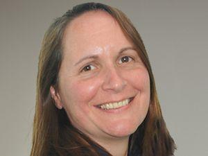 Chamber director Ruth Ross