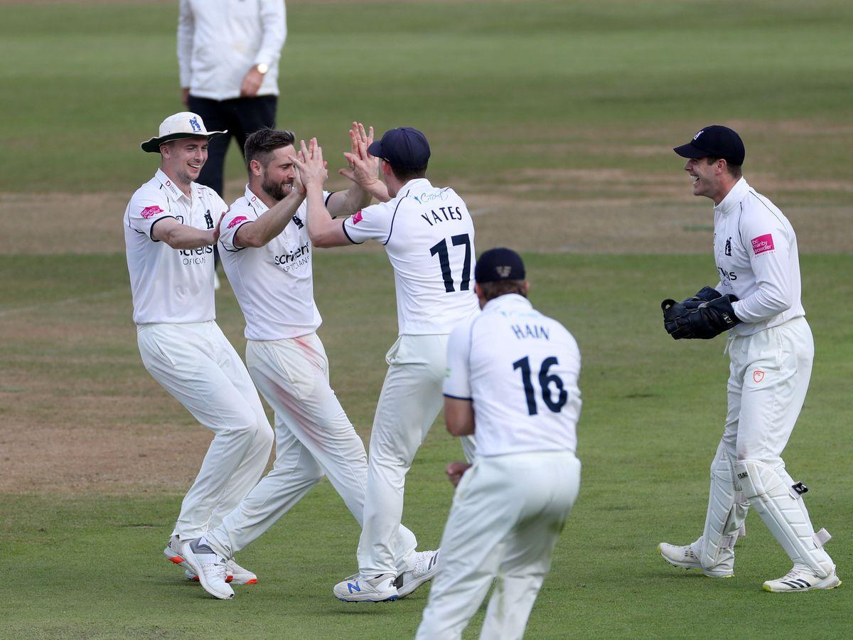 Warwickshire v Somerset – Day Four – LV= Insurance County Championship – Edgbaston