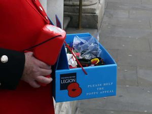 £63,000 raised by Shrewsbury Poppy Appeal