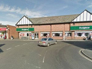 The former Budgens site on Upper Galdeford in Ludlow. Pic: Google Street View