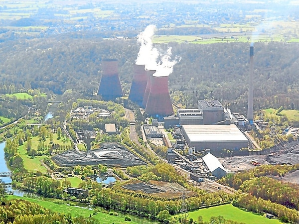 Hundreds of new homes to be built as Ironbridge Power Station site sold