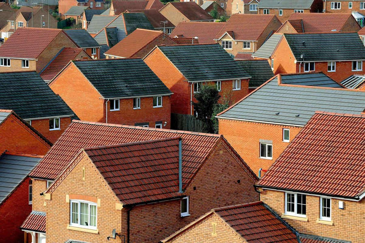 Thousands struggle to find homes in Shropshire