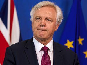 Brexit Secretary – David Davis