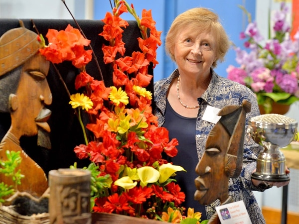 Bittersweet day for fans of Shropshire sweet pea festival