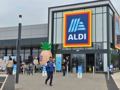Aldi store and care home plans for Market Drayton are praised
