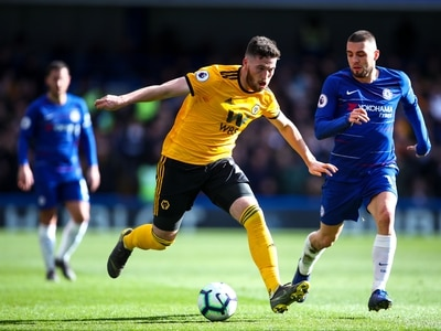 Matt Doherty's doubts are thing of the past at Wolves