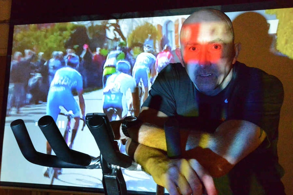 The Sufferfest: Ride cycling's grand tours from inside a
