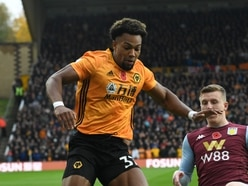 Adama Traore a joy to have at Wolves, says Conor Coady