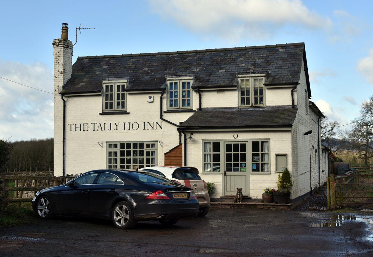 The Tally Ho Inn, Bouldon