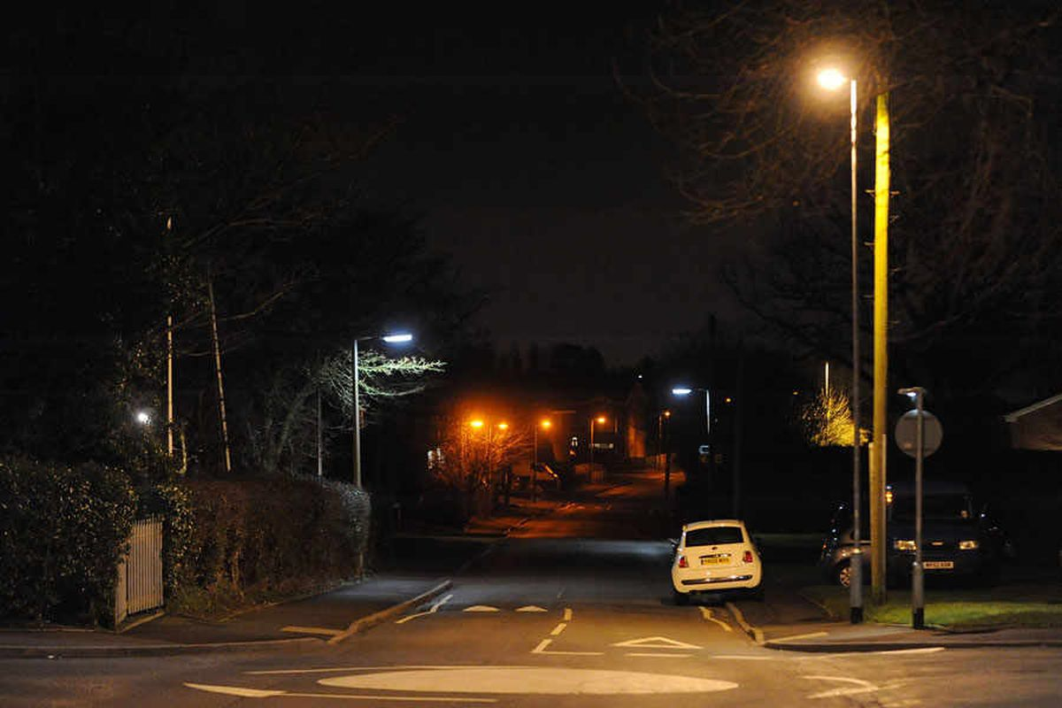 Dark streets remain safe after switch-off | Shropshire Star