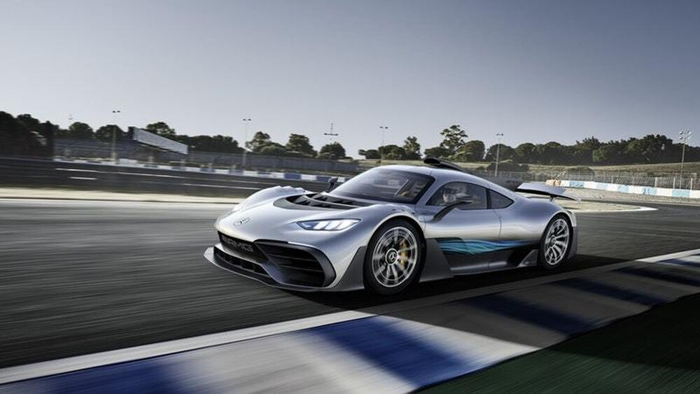 Mercedes-AMG Project One Takes Aim at Aston Martin Valkyrie