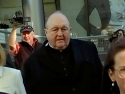 Australian archbishop stands aside after cover-up conviction