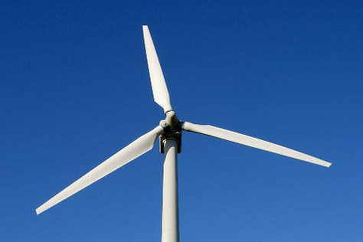 Cardeston turbine plan rejected after meeting chaos