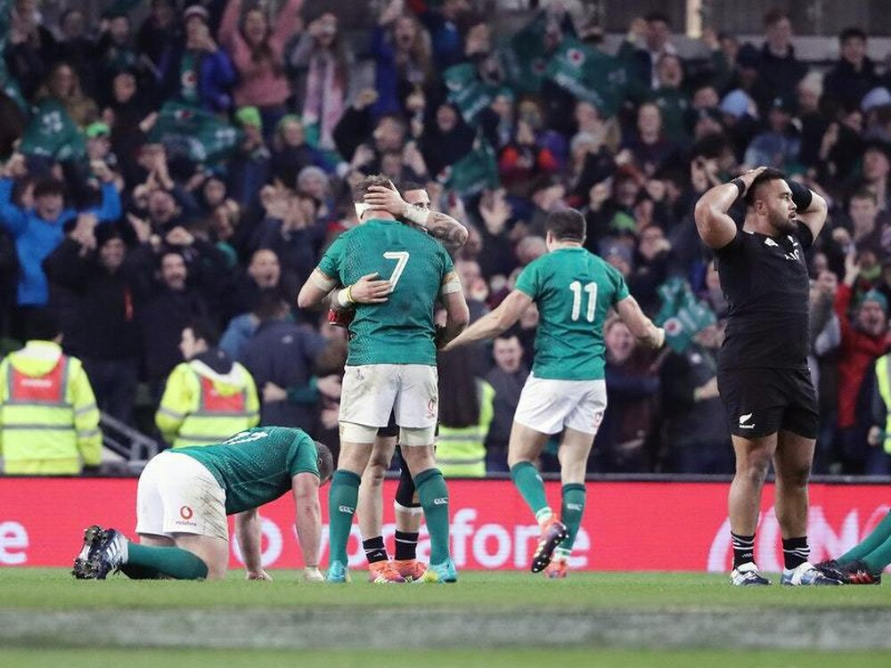 Three things learned from Ireland v New Zealand
