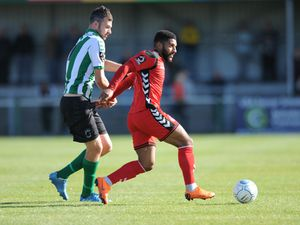 Ellis Deeney of AFC Telford
