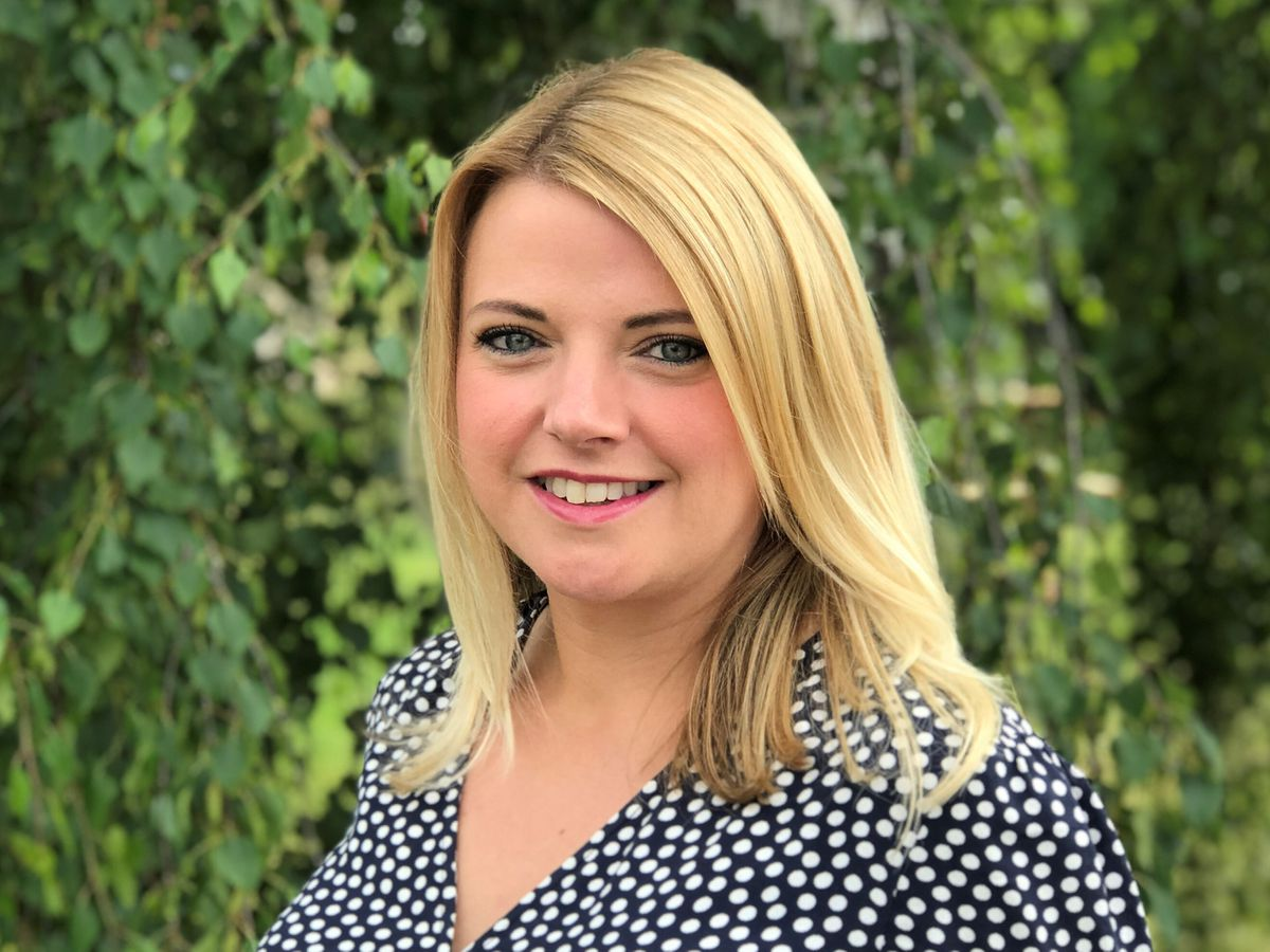 Claire Smith, Client Success Manager, WR Partners.