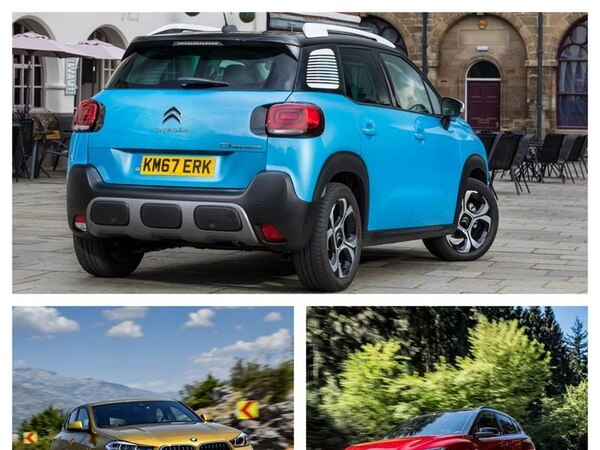 The top five SUVs to buy on the new '68' plate