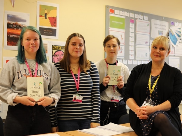 Author goes back to Telford roots for book launch