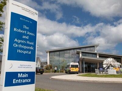 Coronavirus: Building firm donates respirators and gloves to Shropshire hospital