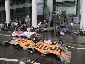 Extinction Rebellion protests Photo: SnapperSK