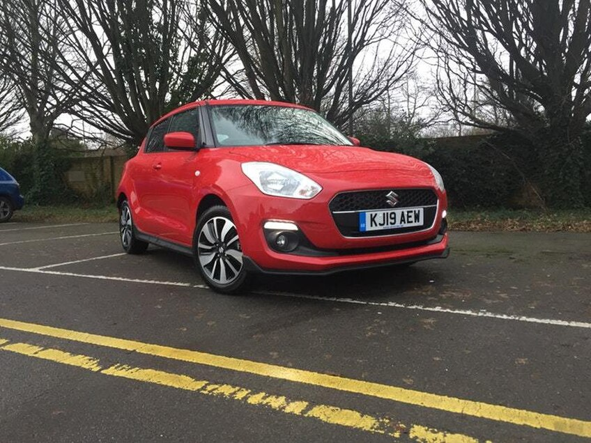 Long-term report: The Suzuki Swift Attitude shows how much character it has