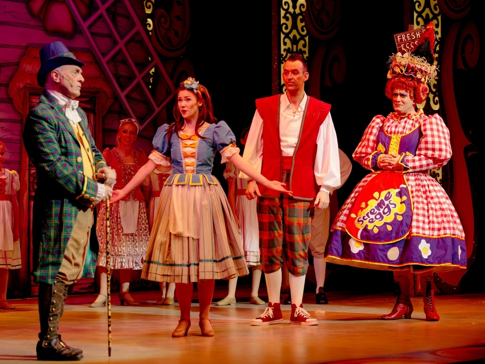 Winter wonderland of seasonal shows in the Midlands and Shropshire