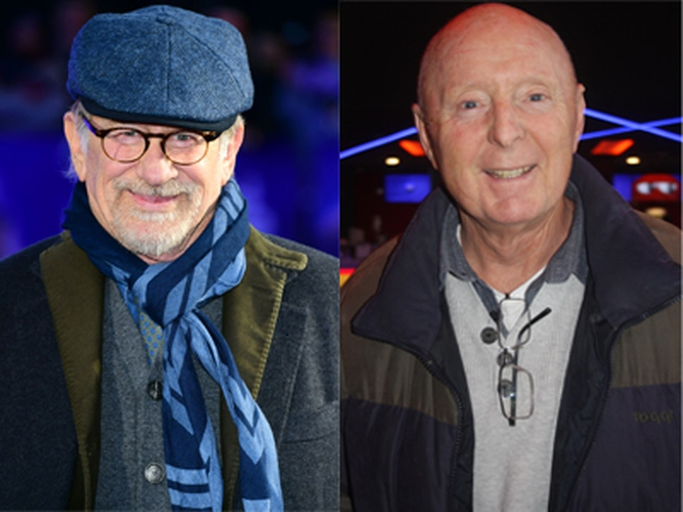 Steven Spielberg, Simon Pegg and Brian May among stars at Ready Player One premiere in London - as Birmingham welcomes Jasper Carrott to its own advance screening event