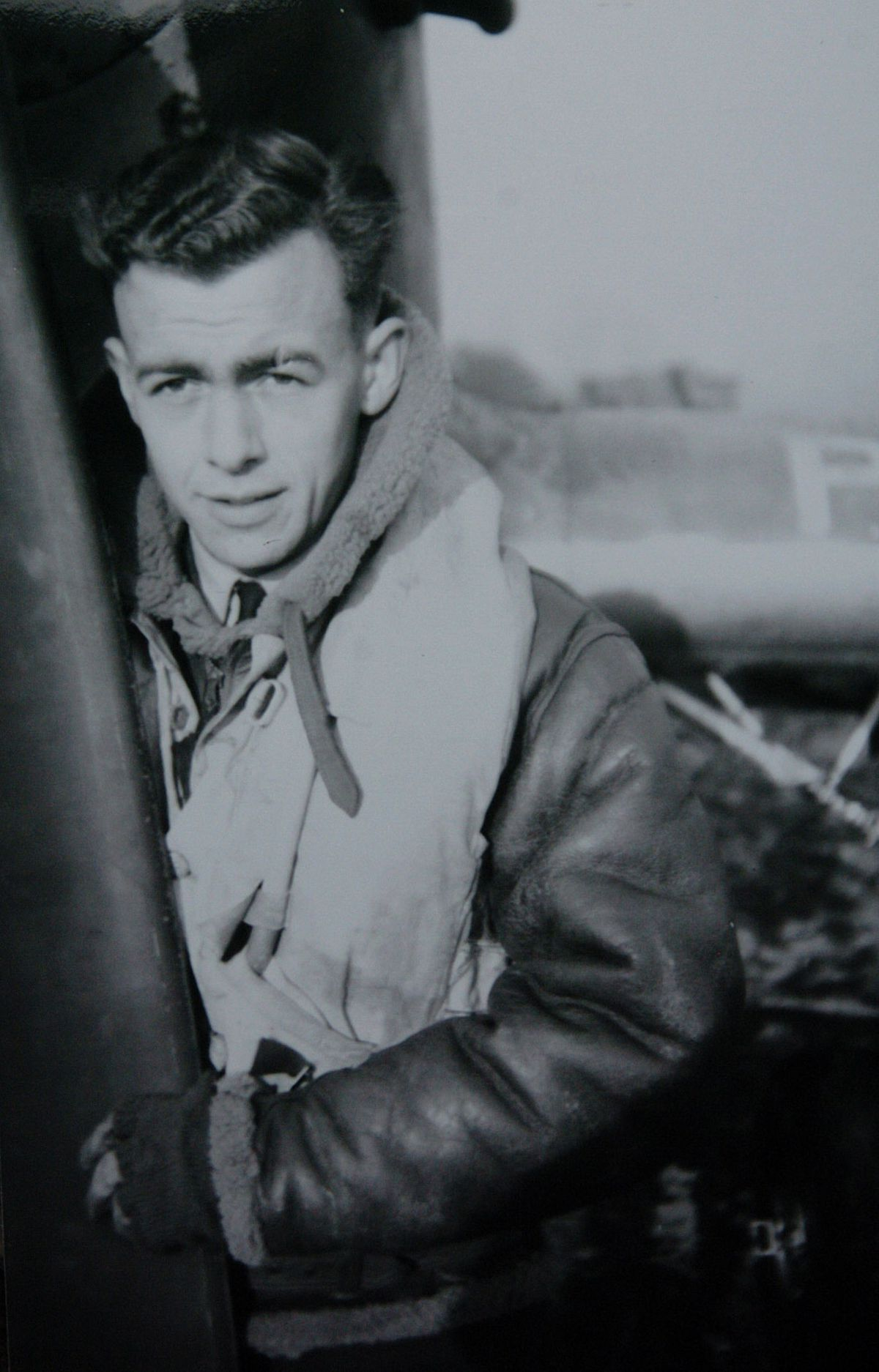 The young pilot