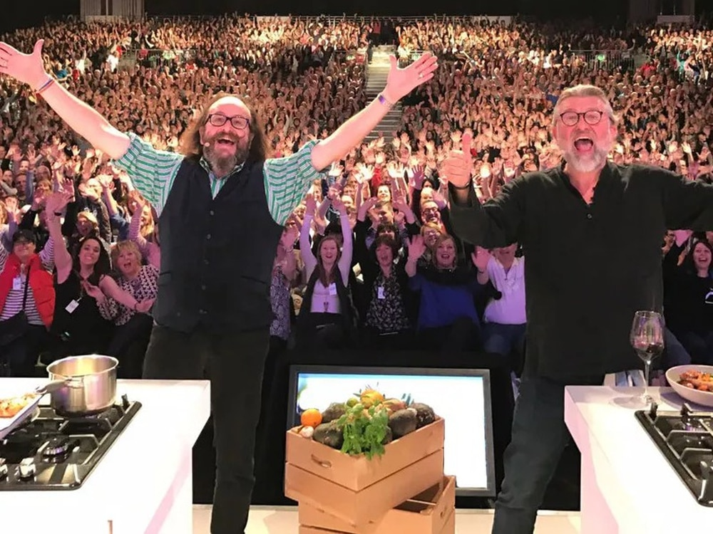 BBC Good Food Show: Celebrity chefs lined up for Birmingham event