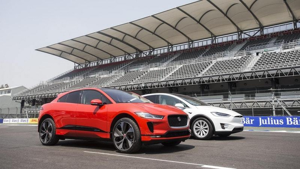 Jaguar I-Pace on-sale from $119000+ORC