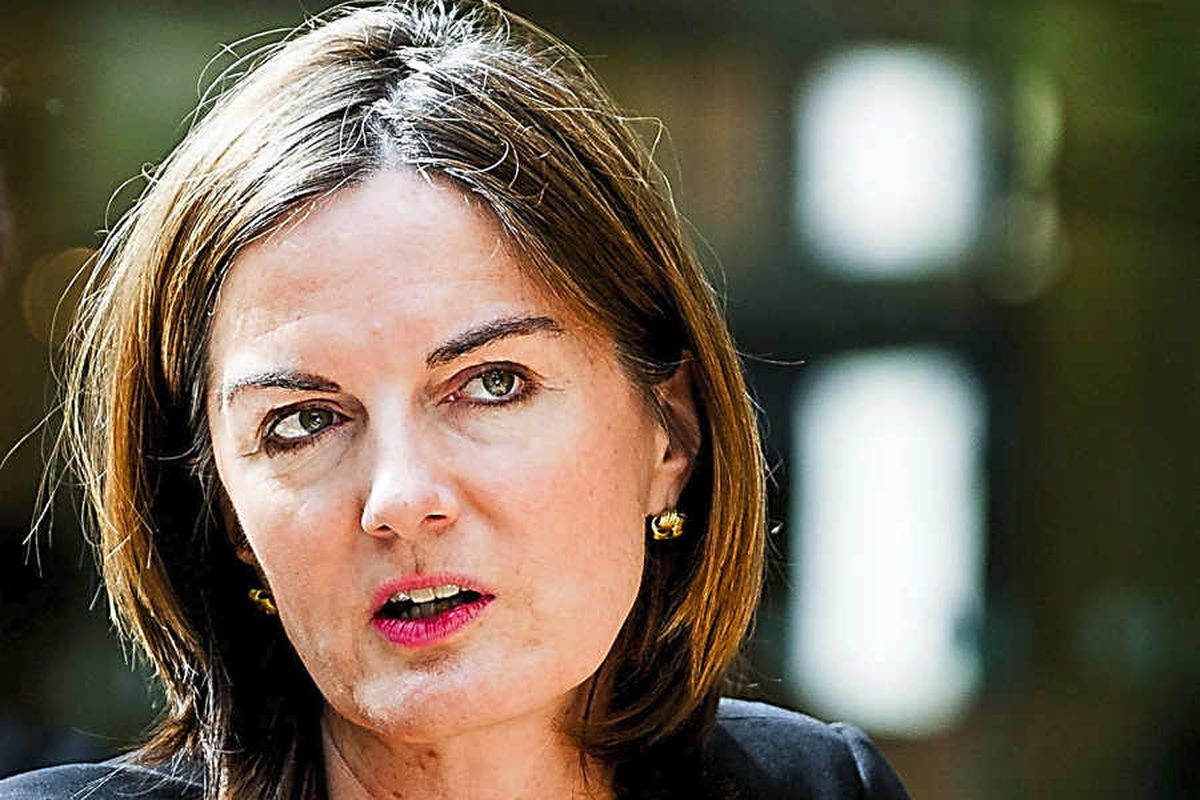 Police investigate death threat made to Telford MP Lucy Allan