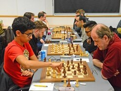Chess players check in for big Telford tournament